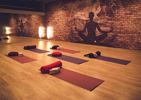 Sala do zajęć jogi
