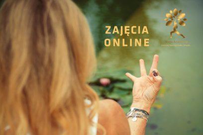 Yoga online z Joanną